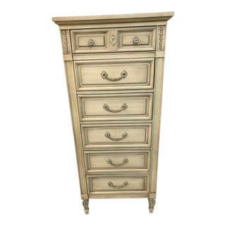 Dixie Furniture Traditional Lingerie Chest For Sale