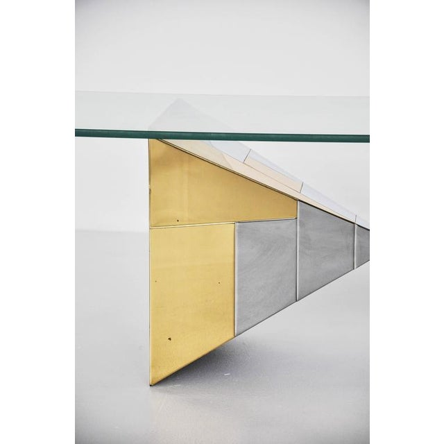 Paul Evans Cityscape Coffee Table - Image 7 of 8