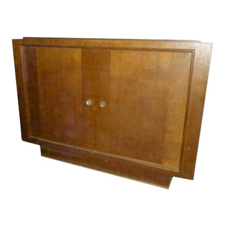 Oak Pure Design 2 Doors Cabinet For Sale
