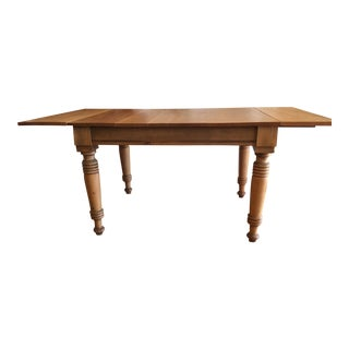 Late 19th Century Antique Danish Dining Table For Sale