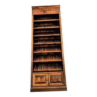 Vietri Cutlery Display Cabinet For Sale