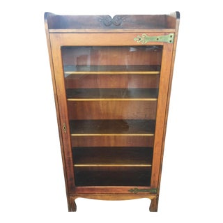 Arts & Crafts Bookcase For Sale