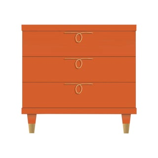 Chloe Dresser Small (Baroness Orange) For Sale