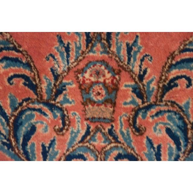 """Old New House Vintage Fine Kerman Carpet - 11'3"""" X 14'2"""" For Sale - Image 4 of 8"""