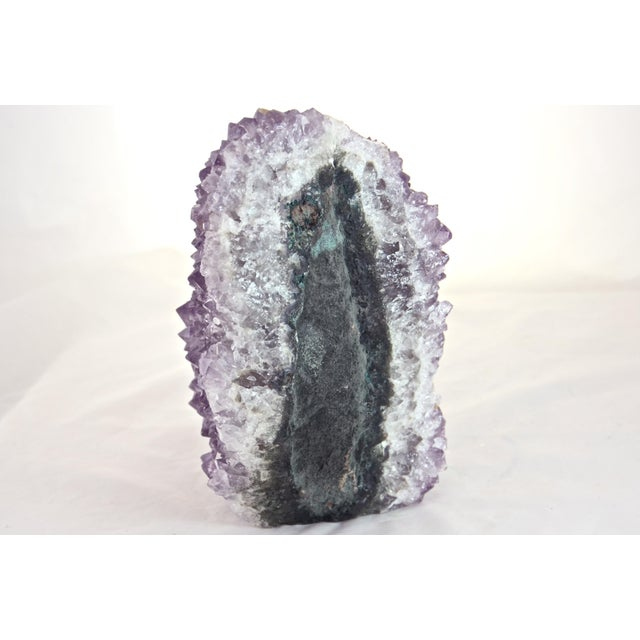 Amethyst Natural Amethyst Blossom Mound For Sale - Image 7 of 8
