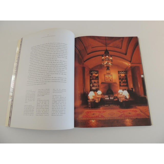 Boho Chic Morocco Modern Book For Sale - Image 3 of 6