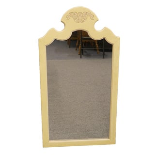 American of Martinsville Cotillion Collection French Provincial Mirror For Sale