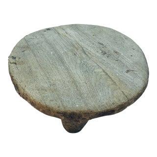 Vintage Hand Carved Board For Sale