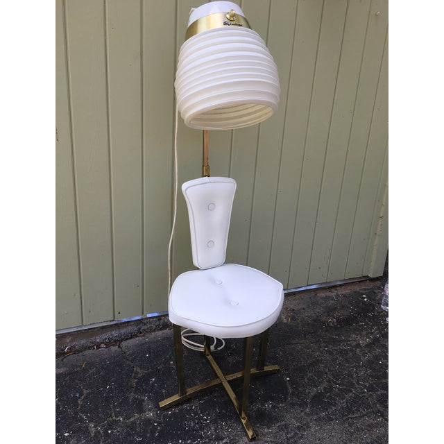Mid-Century Beehive Salon Chair - Image 2 of 8