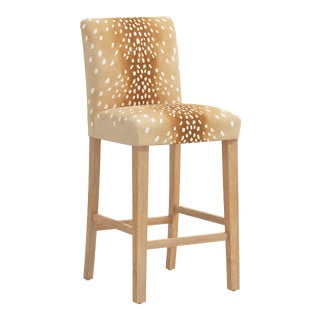 Bar stool in Fawn Natural For Sale