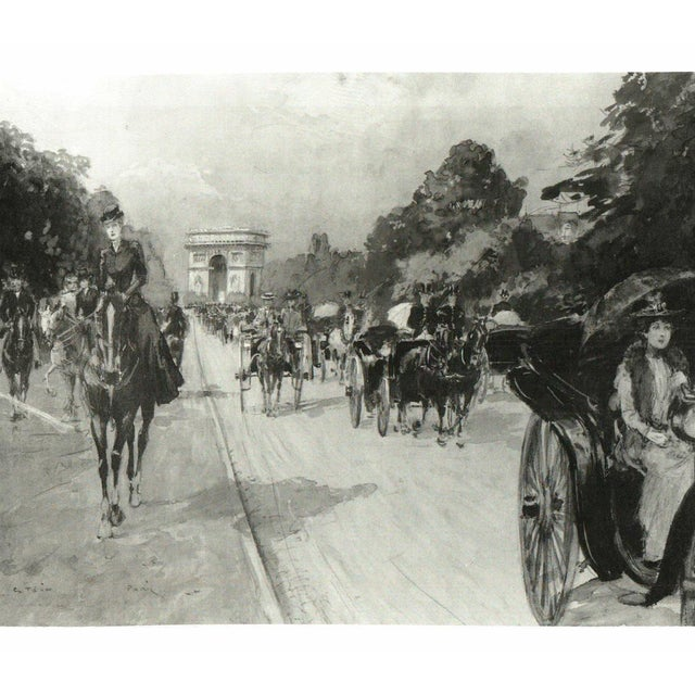 Pleasures of Paris: Daumier to Picasso Book - Image 3 of 3