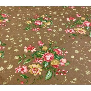 Cottage Cowtan & Tout Linen Cotton Printed Fabric For Sale