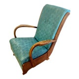 Image of Vintage Seng Platform Rocker For Sale