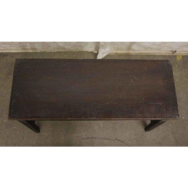 Black Ebonized Piano Bench - Image 3 of 4