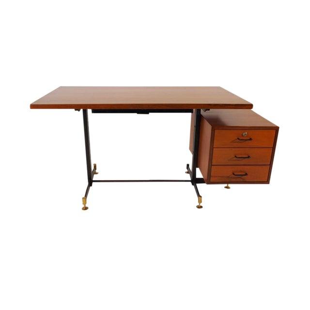 Osvaldo Borsani Desk For Sale