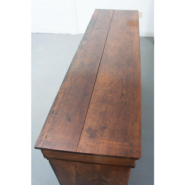 French Late 19th Century Walnut Louis Philippe Enfilade - Image 4 of 10