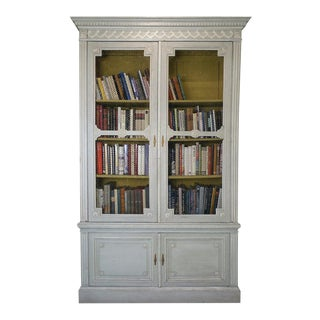 Louis XVI Style Bookcase For Sale