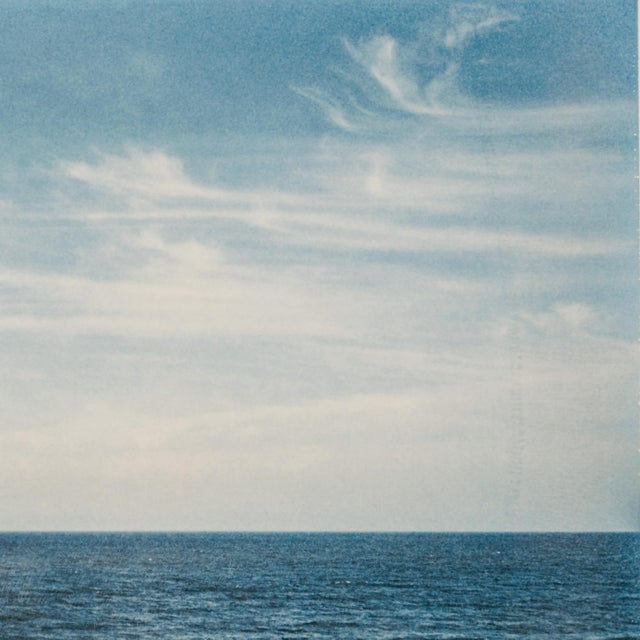 """""""The End of Summer"""" Contemporary Seascape Photograph by Guy Sargent For Sale - Image 4 of 6"""