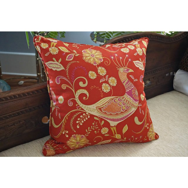 peacock accent stenciling feathers edge paint diy decorative pillow cutting stencil a feather kit pillows stencils