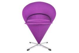 Image of Danish Modern Slipper Chairs