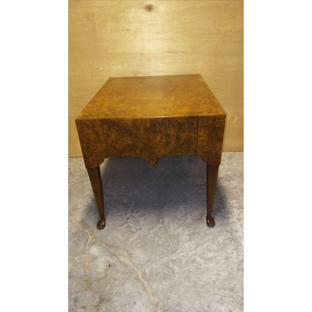 Tomlinson Georgian Modern Side Table - Image 2 of 8