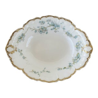 Haviland Limoges Schleiger 248p Serving Dish For Sale