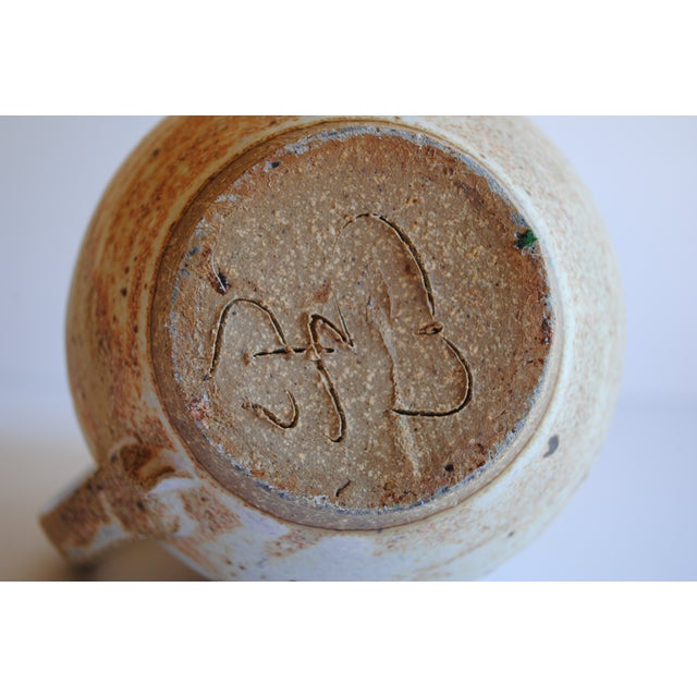 Vintage Studio Pottery Pitcher - Image 6 of 6