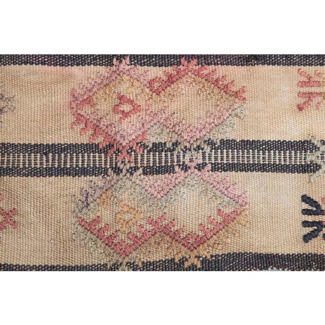 Anatolian Kilim Runner - 4'11'' x 2'3'' - Image 8 of 11