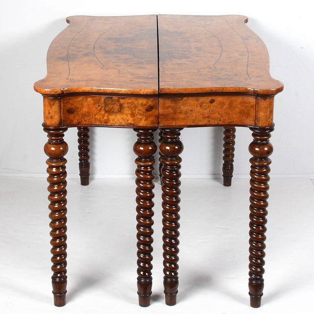 Baroque 19th Century French Baroque Console Tables - a Pair For Sale - Image 3 of 13