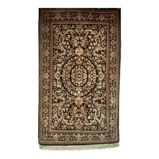 "Vintage Handmade Tabriz Rug - 2'6"" X 4'3"" For Sale"