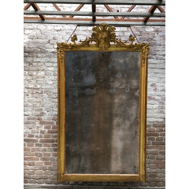 Mid 19th Century 19th Century Mirror For Sale - Image 5 of 7