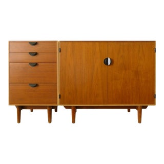 Pair of Mid Century Cabinets by Finn Juhl for Baker For Sale