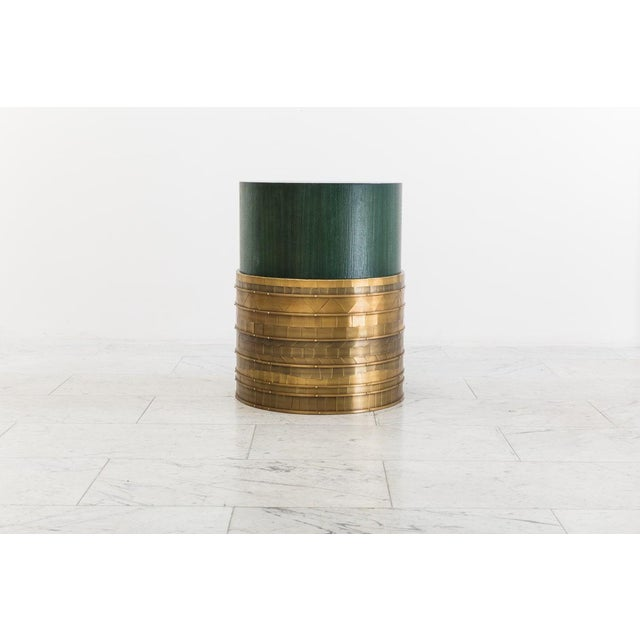 Damian Jones, Rhoss Side/Cocktail Table, Usa, 2018 For Sale In New York - Image 6 of 6