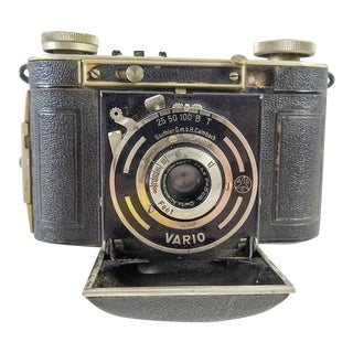 Vintage Certo Dollina 35mm Camera For Sale