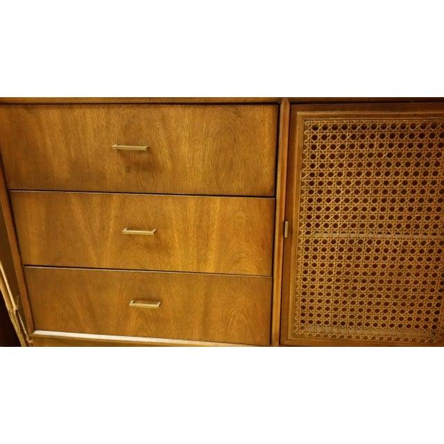 Mid-Century American of Martinsville Gentleman's Dresser - Image 3 of 8