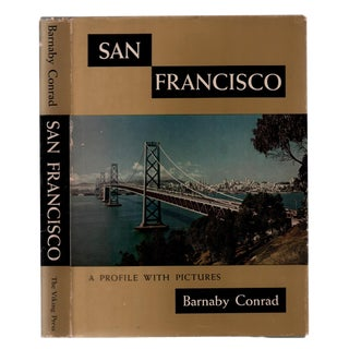 "1959 ""San Francisco"" Coffee Table Book For Sale"