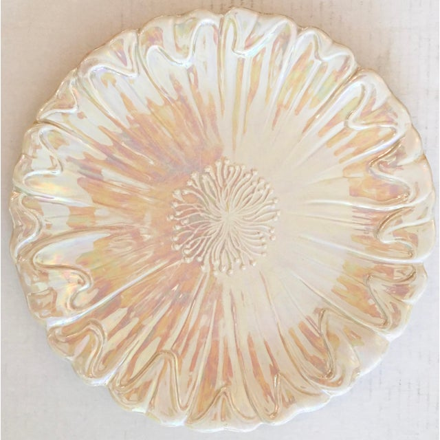 Fitz & Floyd Art Nouveau Dinner Plates - Set of 8 For Sale In Miami - Image 6 of 8