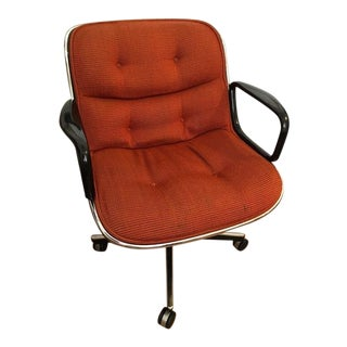 1970s Vintage Knoll Pollack Chair For Sale