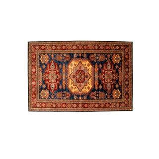 "Leon Banilivi Khotan Wool Carpet-6'1"" X 9'1"""