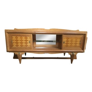1930s French Art Deco Tv Stand For Sale