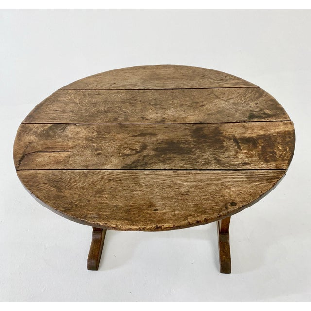 18th C. French Vendage Table For Sale - Image 6 of 11