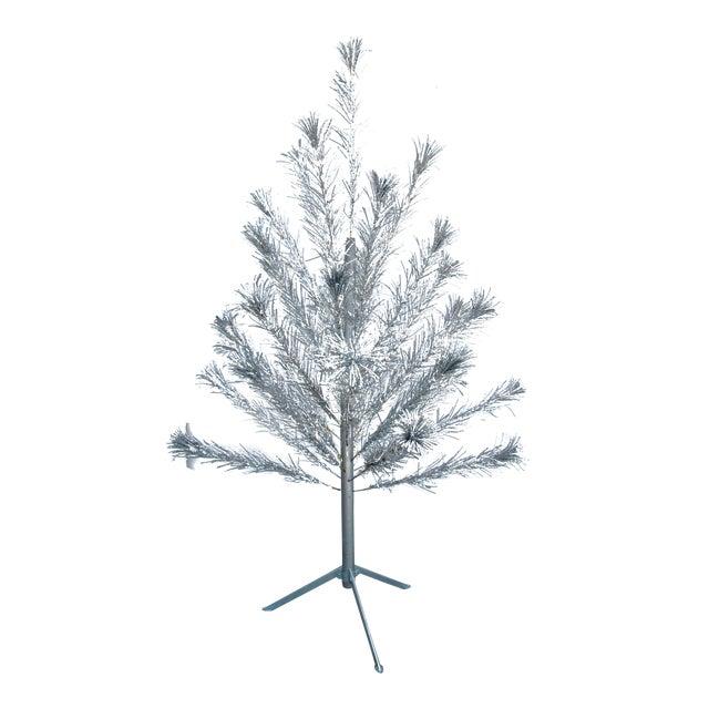 Mid-Century Atomic Style Aluminum Christmas Tree - Image 1 of 11