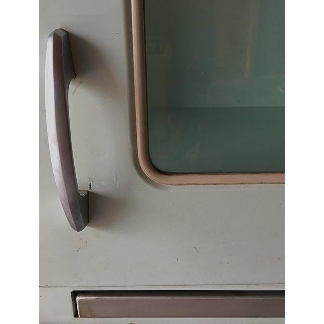 Vintage 60s Medical Cabinet For Sale - Image 5 of 9