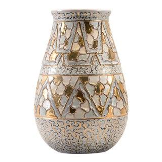 Raymond Camart Signed French Art Pottery Vase