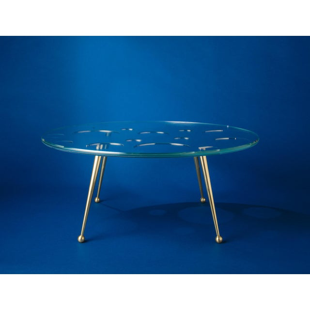 Holy Mirror Coffee Table by Artist Troy Smith - Contemporary Design - Artist Proof - Custom Furniture Hand Made / Limited...