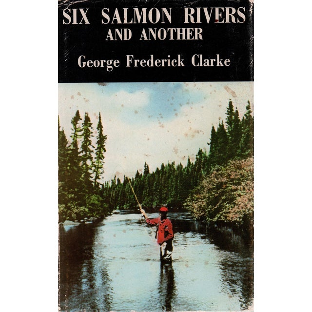 """1977 """"Six Salmon Rivers and Another"""" Collectible Book For Sale"""