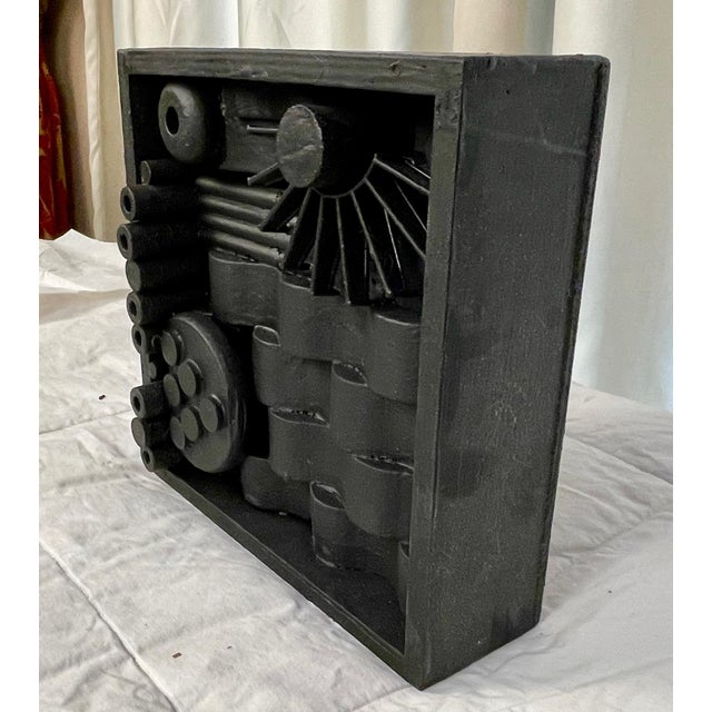 2000 - 2009 Contemporary Assemblage Sculpture After Louise Nevelson For Sale - Image 5 of 6