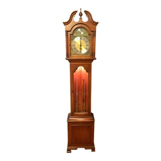 Zeeland of Michigan Grandfather Clock For Sale