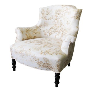 Napoleon III Armchair For Sale