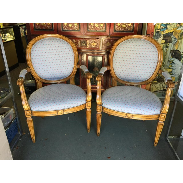 William Switzer Bergeres a Pair For Sale - Image 10 of 10